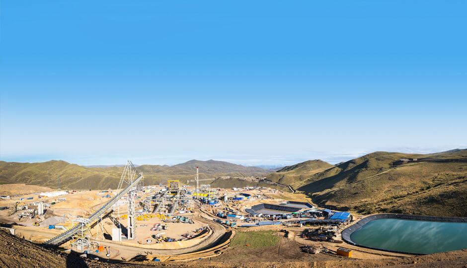 Constancia Copper Project, Peru